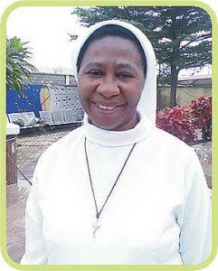 Rev. Sr. Marie Kelechi J. Agugo