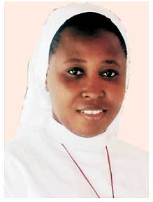 Rev. Sr. Vivian Iribhoghe, EHJ