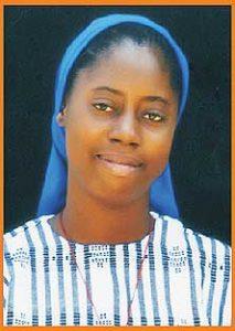 Sr. Cynthia Ugbiyobo, Ssh