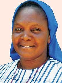 Sr. Esther Egbarevba, Ssh