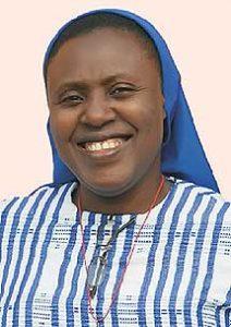 Sr. Florence Ogbudu, Ssh