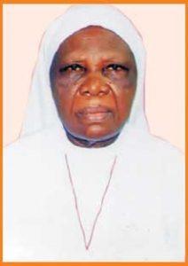 Very Rev. Mother Martha Onwuachi, EHJ