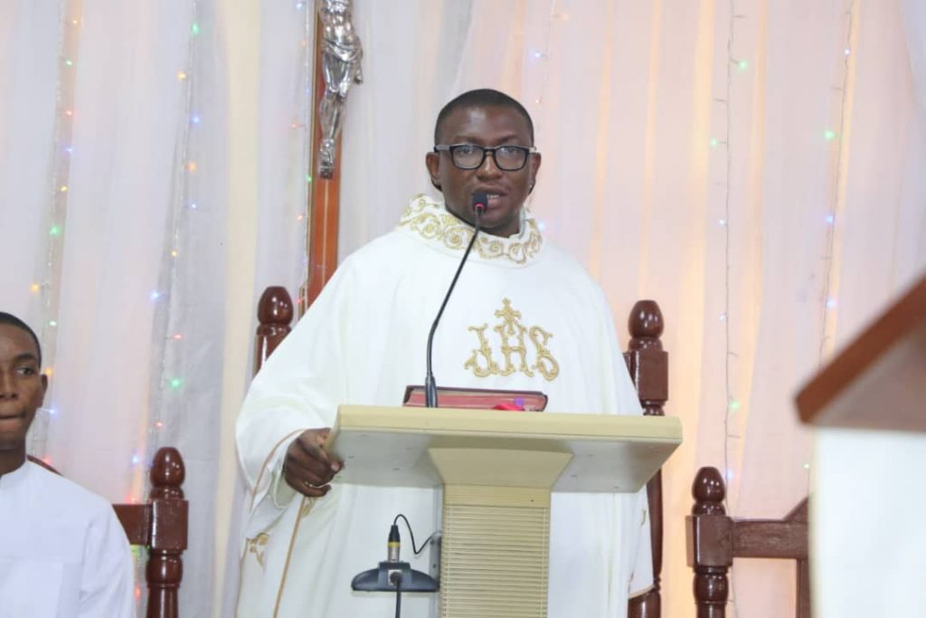 Message from Parish Priest