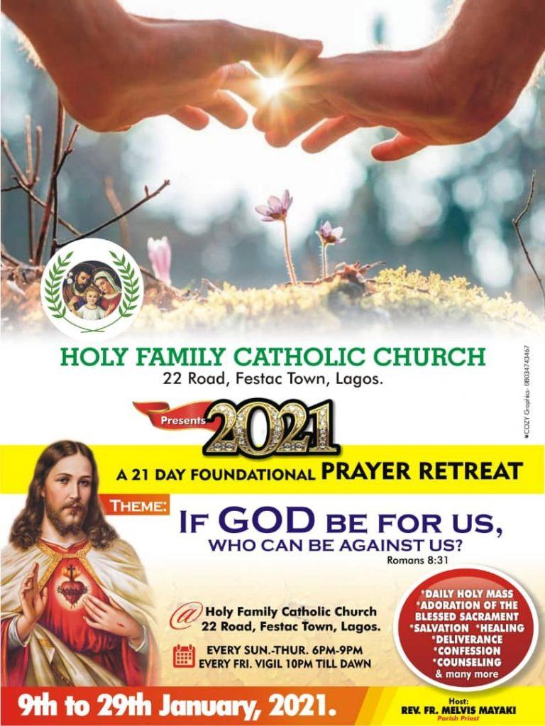 Holy Family Festac Town