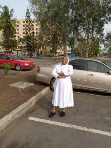 Rev. Sr. Justina Opakumbi, EHJ
