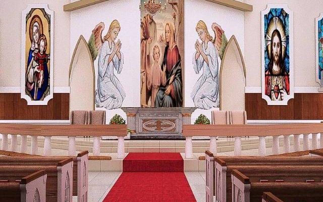 Proposed Altar Design